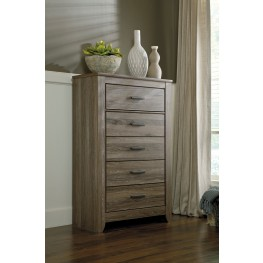 Zelen Five Drawer Chest