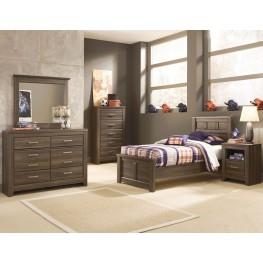 Juararo Youth Panel Bedroom Set