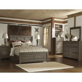 Juararo Panel Bedroom Set