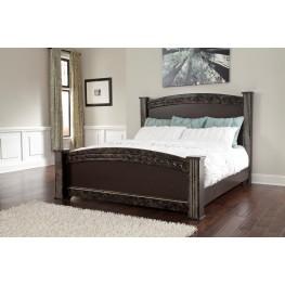 Vachel Queen Poster Bed