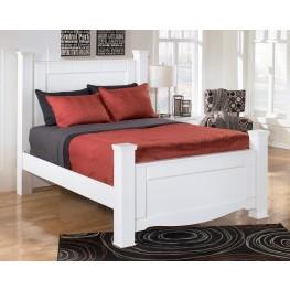 Weeki Queen Poster Bed