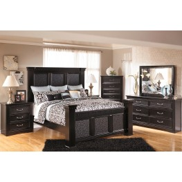 Cavallino Mansion Bedroom Set