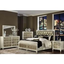 Monroe Panel Storage Bedroom Set