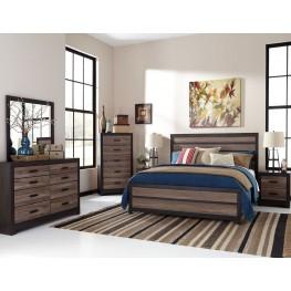 Harlinton Panel Bedroom Set