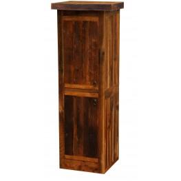 "Barnwood 30"" Linen Cabinet"