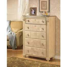Saveaha Five Drawer Chest