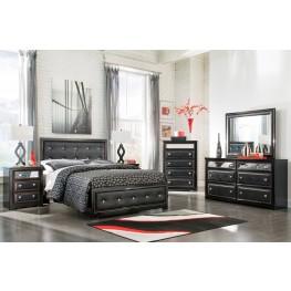 Alamadyre Upholstered Panel Bedroom Set