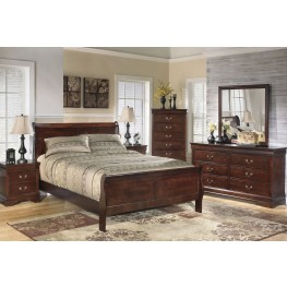 Alisdair Sleigh Bedroom Set