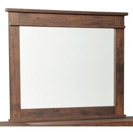 Hammerstead Brown Bedroom Mirror