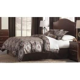 Chanlyn Reddish Brown Queen Panel Bed