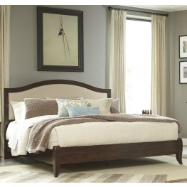 Corraya King Panel Bed