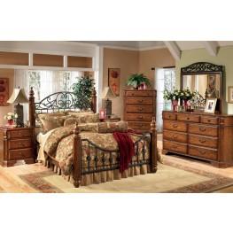 Wyatt Poster Bedroom Set