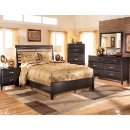 Kira Panel Bedroom Set