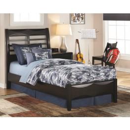 Kira Full Panel Bed