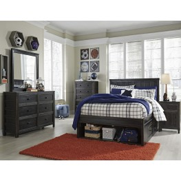 Cute Full Size Bedroom Furniture Sets Model