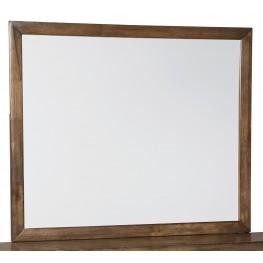 Mydarosa Brown Bedroom Mirror