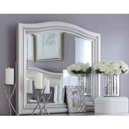 Coralayne Silver Bedroom Mirror