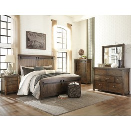 Lakeleigh Brown Panel Bedroom Set