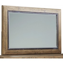 Sommerford Brown Bedroom Mirror
