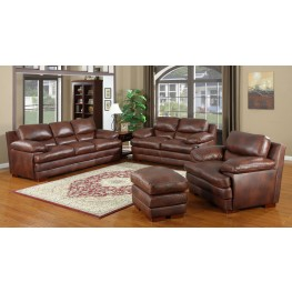 Baron Brown Living Room Set