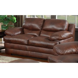 Baron Brown Loveseat