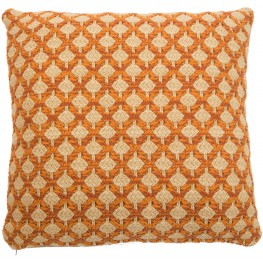"Colorado Tangelo 22"" Square Pillow"