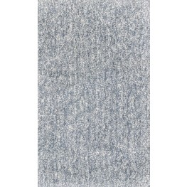 "Bliss Slate Heather Shag 45"" X 27"" Rug"
