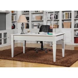 Boca Cottage White 2 Drawer Writing Desk