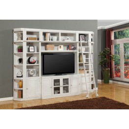 Boca 22 Inch Bookcase Entertainment Wall