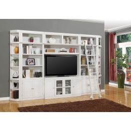 Boca 32 Inch Bookcase Entertainment Wall