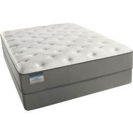 BeautySleep Alexander Heights Tight Top Plush Full Size Mattress with Foundation
