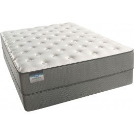 BeautySleep Amelia Island Tight Top Plush Full Size Mattress with Foundation