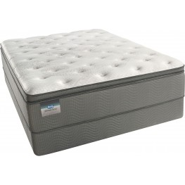 BeautySleep Allegra Pillow Top Plush King Size Mattress