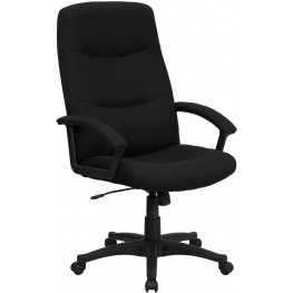 High Back Fabric Executive Swivel Office Chair (Min Order Qty Required)