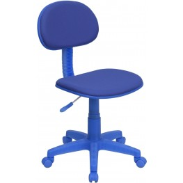Blue Ergonomic Casters Task Chair (Min Order Qty Required)