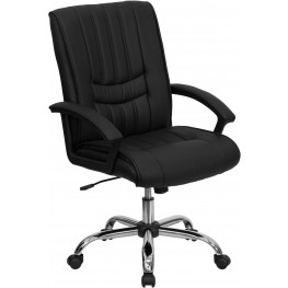 Black Manager'S Chair (Min Order Qty Required)