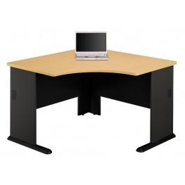Series A Beech 48 Inch Corner Desk
