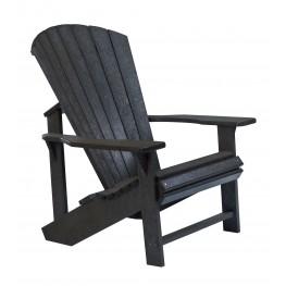 Generations Black Adirondack Chair