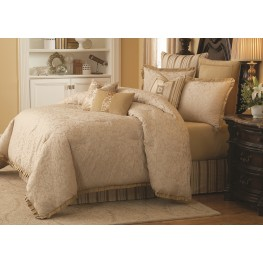 Carlton King 10 Pcs Comforter Set