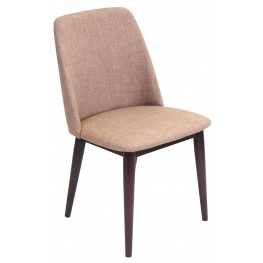 Tintori Brown Dining Chair