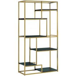Elvira Champagne Display Shelf