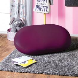 Rimrock Purple Bean Bag Chair