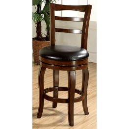 "Southland Oak 29"" Swivel Bar Stool"