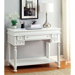 Lexden White Secretary Desk