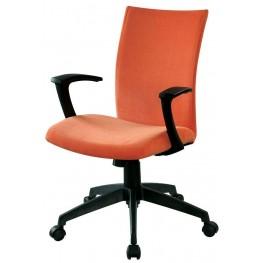 Crofter Orange Office Chair