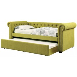 Leanna Lemongrass Trundle Daybed