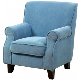 Greta Blue Kids Chair