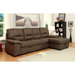 Alcester Ash Brown Sectional