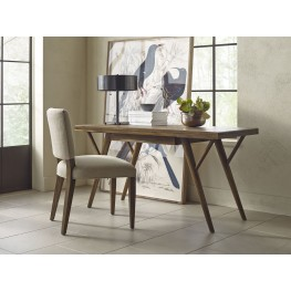 Crawford Sepia Home Office Set