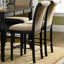 Amaretto Counter Height Stool - 101829 - Coaster Furniture Set of 2
